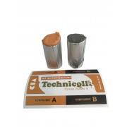 Reparatiepasta | Metaal | Staal | Aluminium | Kunststof | 35 g E-136