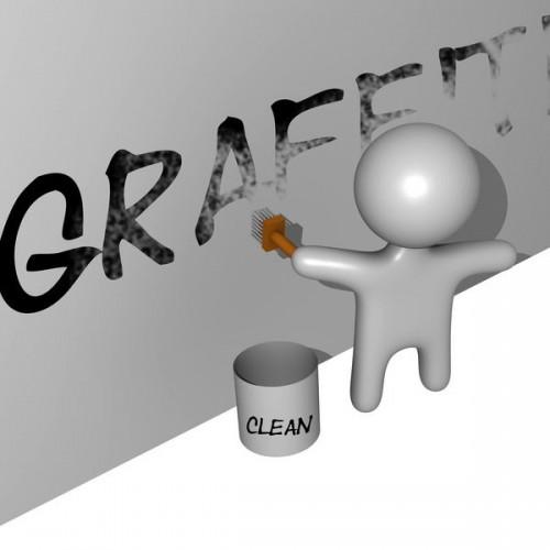 Graffiti Verwijderaar SoSafe blauw 750ml
