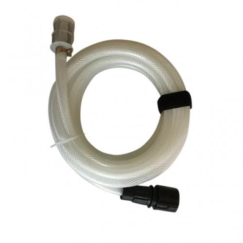 Hogedrukreiniger | oplaadbaar | incl. accu & oplader |  Li-on batterij | wasborstel en schuimpistool