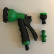 Patent Tuinslang koppelingen, fittingen en sprayer
