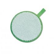 DuoPad mini Ø 9,5 cm, groene vezel